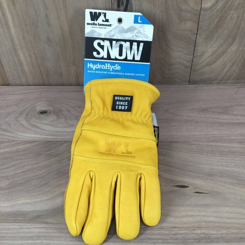 Wells Lamont HydraHyde Snow Gloves sz L