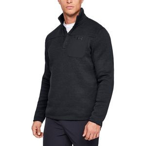Specialist Henley 2.0 Sweatshirt - Men's Black/Black/Charcoal, M - Excellent