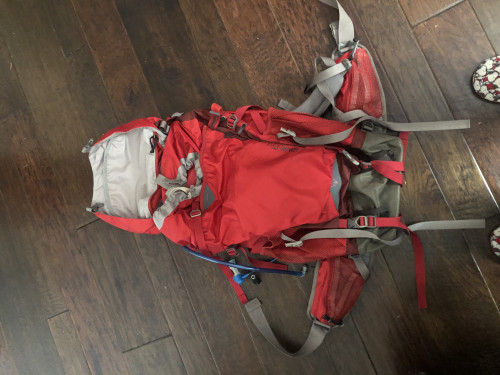 Gregory daypack - used once