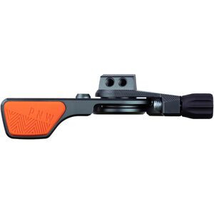 Loam Lever Grey/Orange, I-Spec EV, 1x Lever - Excellent