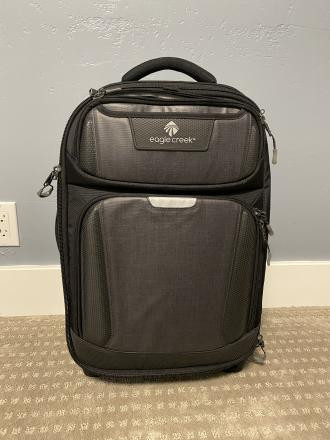 Eagle Creek Tarmac Carryon suitcase