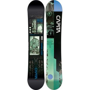 Outerspace Living Snowboard One Color, 156cm - Fair
