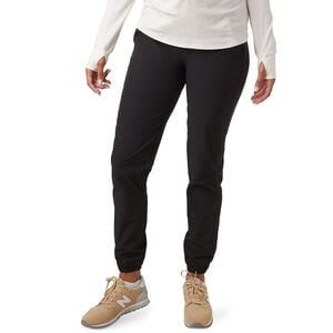On the Go Pant - Women's Black, M/Reg - Excellent