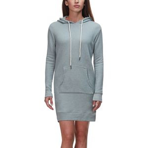 Sunnyside Hooded Dress - Women's Limestone Heather, M - Excellent