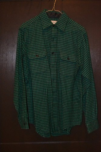 Vintage Wool Guide Shirt