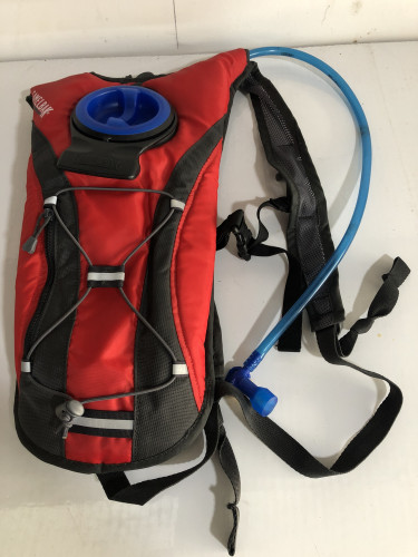 Lightly used hydration pack