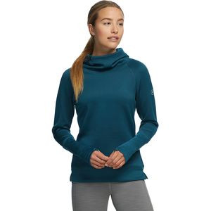 Active Pullover Hooded Sweatshirt - Women's Majolica Blue, XS - Good