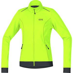 C3 Gore Windstopper Thermo Jacket - Women's Neon Yellow/Black, L - Like New