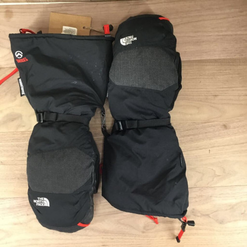 North Face Summit Series Primaloft Windstopper Mittens