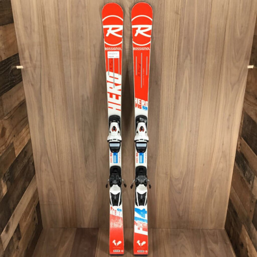 Rossignol Hero FIS GS Pro W/ Look NX7 Bindings