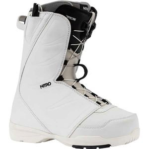Flora TLS Snowboard Boot - Women's White,10 - Excellent
