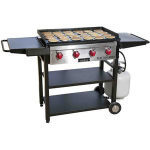 Flat Top Grill One Color, One Size - Excellent