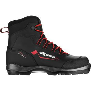 Snowfield Touring Boot Black/Orange, 40.0 - Excellent