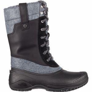 Shellista III Mid Boot - Women's Tnf Black/Zinc Grey, 7.0 - Excellent