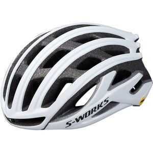 S-Works Prevail II + ANGi MIPS Helmet Matte White, M - Good