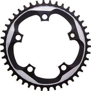 Force 1 X-Sync 11-speed Chainring Argon Grey, 52T x 130BCD - Excellent
