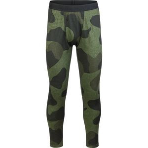 Ultra-Warm Poly Tight - Men's Four Leaf Clover Terra Camo Print, S - Excellent