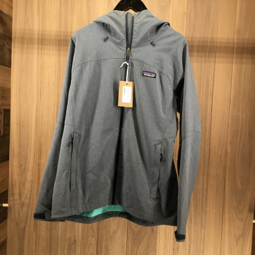 Patagonia W's Soft Shell Jacket.