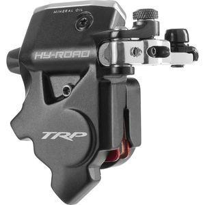 HY/RD Flat Mount Disc Brake Caliper Grey, Front or Rear - Excellent