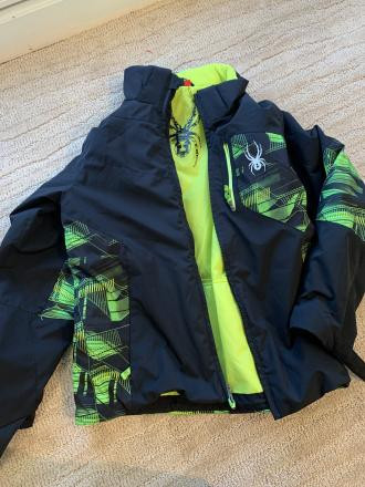 Youth Spyder Jacket