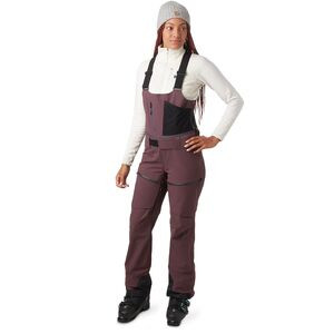 Cottonwoods Gore-Tex Bib Pant - Women's Huckleberry, L - Good