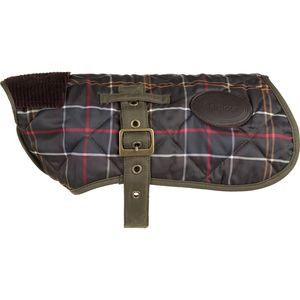 Tartan Dog Coat Classic, XL - Excellent