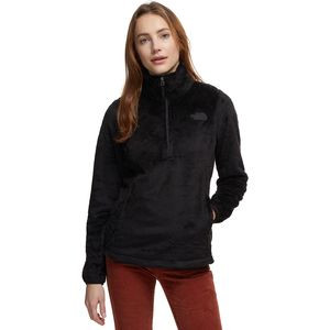 Osito 1/4-Zip Fleece Pullover - Women's Tnf Black, L - Excellent