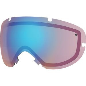 I/O S Goggles Replacement Lens Chromapop Storm Rose Flash, One Size - Good