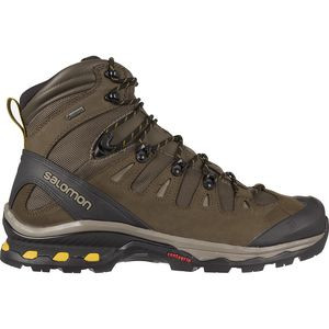 Quest 4D 3 GTX Backpacking Boot - Men's Wren/Bungee Cord/Green Sulphur, US 11.0/UK 10.5 - Good