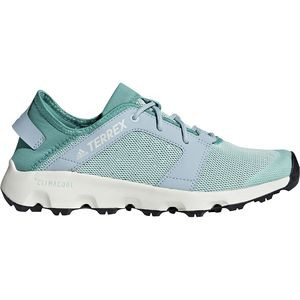 Terrex Voyager Sleek Summer.Rdy Shoe - Women's Clear Mint/True Green/Chalk White, 9.5 - Excellent