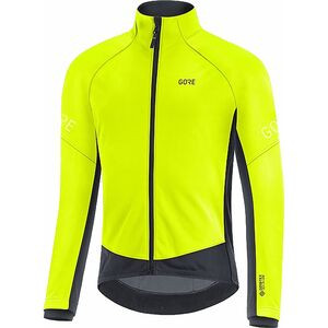 C3 Gore-Tex Infinium Thermo Jacket - Men's Neon Yellow/Black, XXL - Good