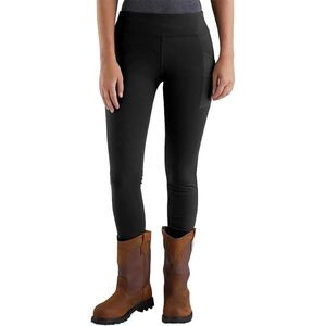Force Lightweight Utility Legging - Women's Black, M/Reg - Excellent