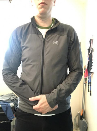 Arc'teryx Stradium Jacket - medium