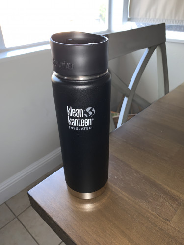 Klean Kanteen 20oz bottle