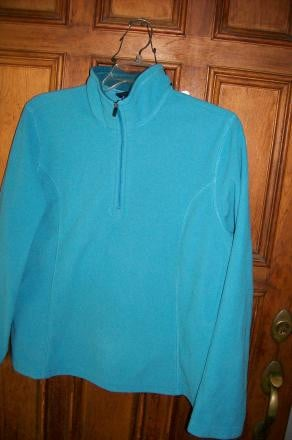 Women's Lands' End Thermacheck pullover - Large - Excellent Condition