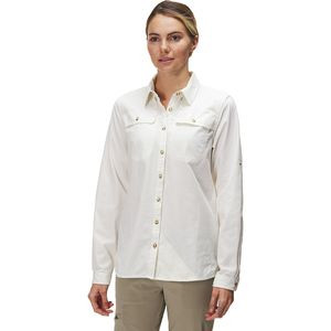Open Air Casting Long-Sleeve Shirt - Women's White,S - Excellent