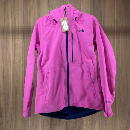 North Face W's Pink Softshell Jacket
