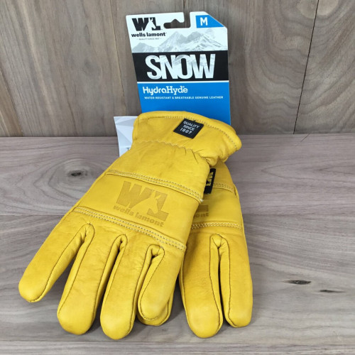 Wells Lamont HydraHyde Snow Gloves