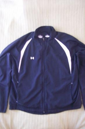 Under Armour, Women's Jacket, Black, Size L