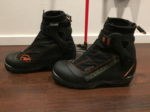 Rossignol cross country/ Nordic Ski Boots