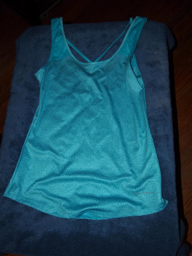 Columbia Strap Back Tank Top Womens XSmall XS New