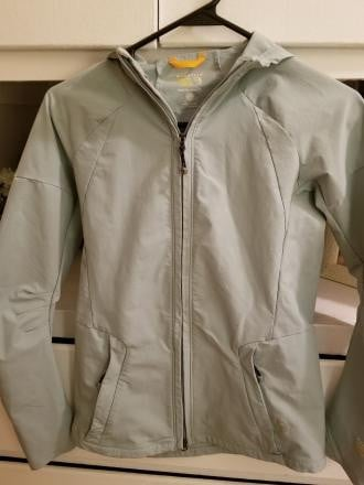Softshell Mountain Hardwear jacket