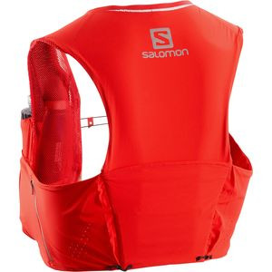 S-Lab Sense Ultra 5L Hydration Vest Racing Red, S - Good