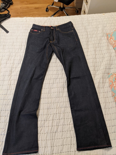 Men's 307 Jeans=slim fit