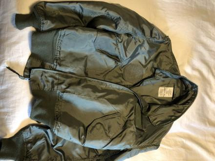 Military Flyers cold weather jacket