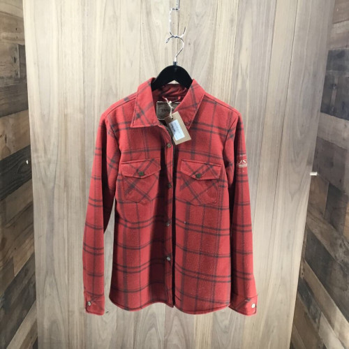 Twist M's IMD WRJC Race Team Flannel Jacket