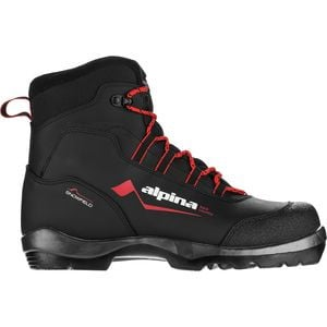 Snowfield Touring Boot Black/Orange, 41.0 - Excellent
