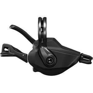 XTR SL-M9100 Trigger Shifters Stealth Gray, Bar Clamp, Front - Like New