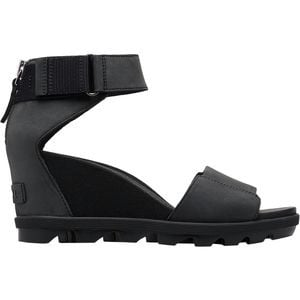 Joanie II Ankle Strap Sandal - Women's Black, 11.0 - Excellent