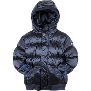 Puffy Coat - Toddler Boys' Navy Blue, 4T - Fair